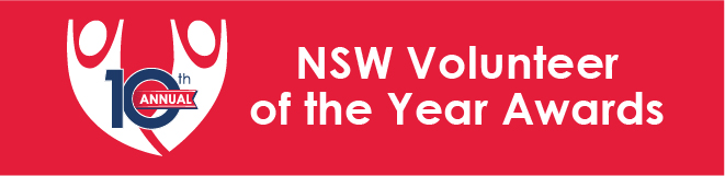 10th Annual NSW Volunteer of the Year Awards